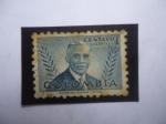 Stamps Colombia -  Médico Pompilio Martinez Navarrete-Serie:Doctores Colombianos famosos-