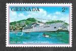 Sellos de America - Granada -  702 - Crucero