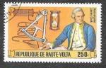 Stamps Burkina Faso -  476 - Aniversario de la Muerte de James Cook