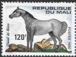 Sellos de Africa - Mali -  caballos