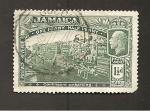 Sellos de America - Jamaica -  RESERVADO CARLOS RODENAS