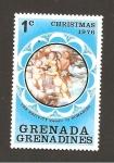 Sellos del Mundo : America : Granada : INTERCAMBIO