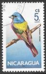 Sellos del Mundo : America : Nicaragua :  aves