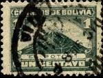 Stamps Bolivia -  El POTOSÍ.