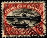 Stamps Bolivia -  Lago TITICACA.