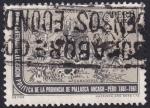 Stamps Peru -  Politica Provincia Pallasca