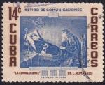Sellos del Mundo : America : Cuba :  La Convaleciente