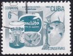 Sellos del Mundo : America : Cuba : Exportaciones Cubanas