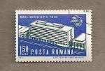 Sellos de Europa - Rumania -  Inauguración sede UPU en Berna