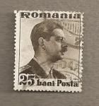 Stamps Romania -  Rey Carol II