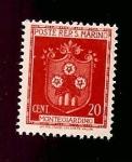 Sellos de Europa - San Marino -  RESERVADO CARLOS RODENAS