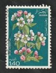 Stamps : Africa : Algeria :  682 - Flores