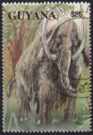 Sellos del Mundo : America : Guyana : Mammut