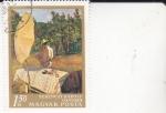 Sellos de Africa - Hungría -  Pintura- Ferengzy Karoly