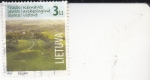 Stamps : Europe : Lithuania :  Paisaje