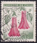 Stamps : America : Chile :  Capihue