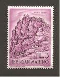 Stamps San Marino -  CAMBIADO DM