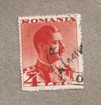 Sellos de Europa - Rumania -  Rey Carol II