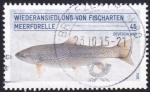 Stamps : Europe : Germany :  trucha de mar
