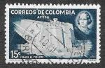 Sellos del Mundo : America : Colombia :  C285 - Faro de Colón