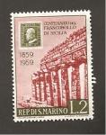 Sellos del Mundo : Europa : San_Marino : RESERVADO CARLOS RODENAS