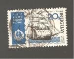 Sellos de America - Uruguay -  INTERCAMBIO