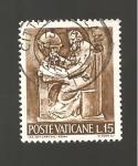 Sellos del Mundo : Europa : Vaticano : INTERCAMBIO