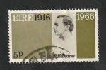 Sellos del Mundo : Europa : Irlanda :  179 - P. H. Pearse