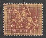 Sellos del Mundo : Europa : Portugal : 766 - Dionisio I de Portugal