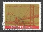 Sellos del Mundo : Europa : Portugal : 976 - Puente de Salazar (Puente 25 de Abril)