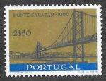 Sellos del Mundo : Europa : Portugal : 977 - Puente de Salazar (Puente 25 de Abril)