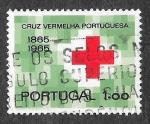 Sellos del Mundo : Europa : Portugal : 955 - Centenario de la Cruz Roja Portuguesa