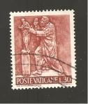Sellos del Mundo : Europa : Vaticano : CAMBIADO MB
