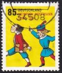 Sellos del Mundo : Europa : Alemania : Bicentenario Heinrich Hoffmann