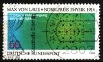 Stamps Germany -  Premio Nobel de física