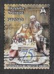 Stamps : Europe : Spain :  LXXV Aniversario de la Asociación de Belenistas de Madrid