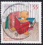 Stamps : Europe : Germany :  libros infantiles