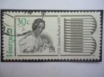 Sellos de America - Venezuela -  La Negra Hipólita (1763-1835)- Bicentenario del Nacimiento de Simón Bolívar (1783-1983)