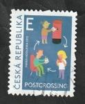 Sellos del Mundo : Europa : República_Checa : 778 - Postcrossing