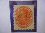Sellos de America - Venezuela -  Simón Bolívar (1783-1830)  - serie: Instrucción - Sello emitido en el Año 1893.