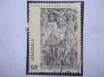 de America - Venezuela -  Armando Julio Riverón (1889-1954) - 25°Años de la Muerte de Armando Riveron (1954-1979)- Autorretrat
