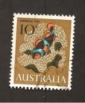 Sellos del Mundo : Oceania : Australia :  RESERVADO CARLOS RODENAS