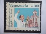 de America - Venezuela -  Andrés Eloy Blanco (1896-1955)-100 Años del Nacimiento de  Andres Eloy Blanco (1896-1996)-El Politic