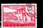 sello : Europa : Grecia : Ruinas