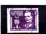 sello : Europa : Yugoslavia : Mariscal Tito