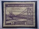 de America - Rep Dominicana -  Puente Colgante