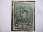 de America - Rep Dominicana -  General  Antonio Duverge (1806-1855) - Pro Archivo y Biblioteca Nacionales.