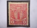 de America - Rep Dominicana -  Faro a Colón - Correspondencia Oficial