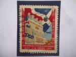 de America - Rep Dominicana -  Centenario de la república Dominicana  (1844-24 de Febrero-1944)