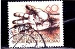 sello : Europa : Alemania : Friedrich joseph Haass
